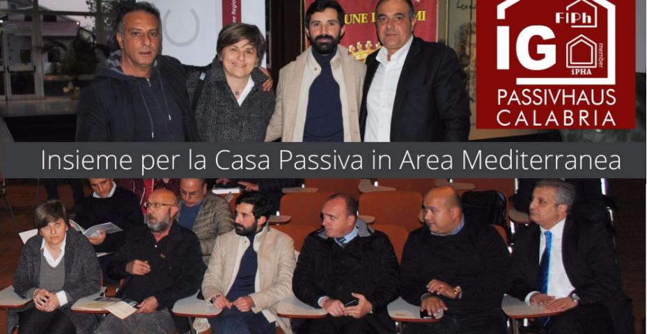 """Convegno di """"IG Passivhaus Calabria"""" sul protocollo """"Passivhaus"""" - 22 Novembre 2017"""