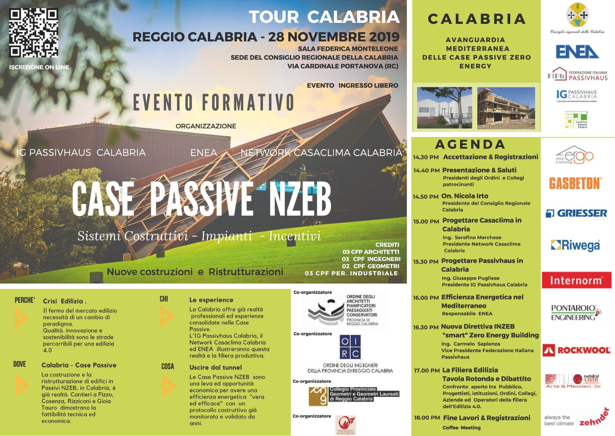 REGGIO CALABRIA - CASE PASSIVE NZEB
