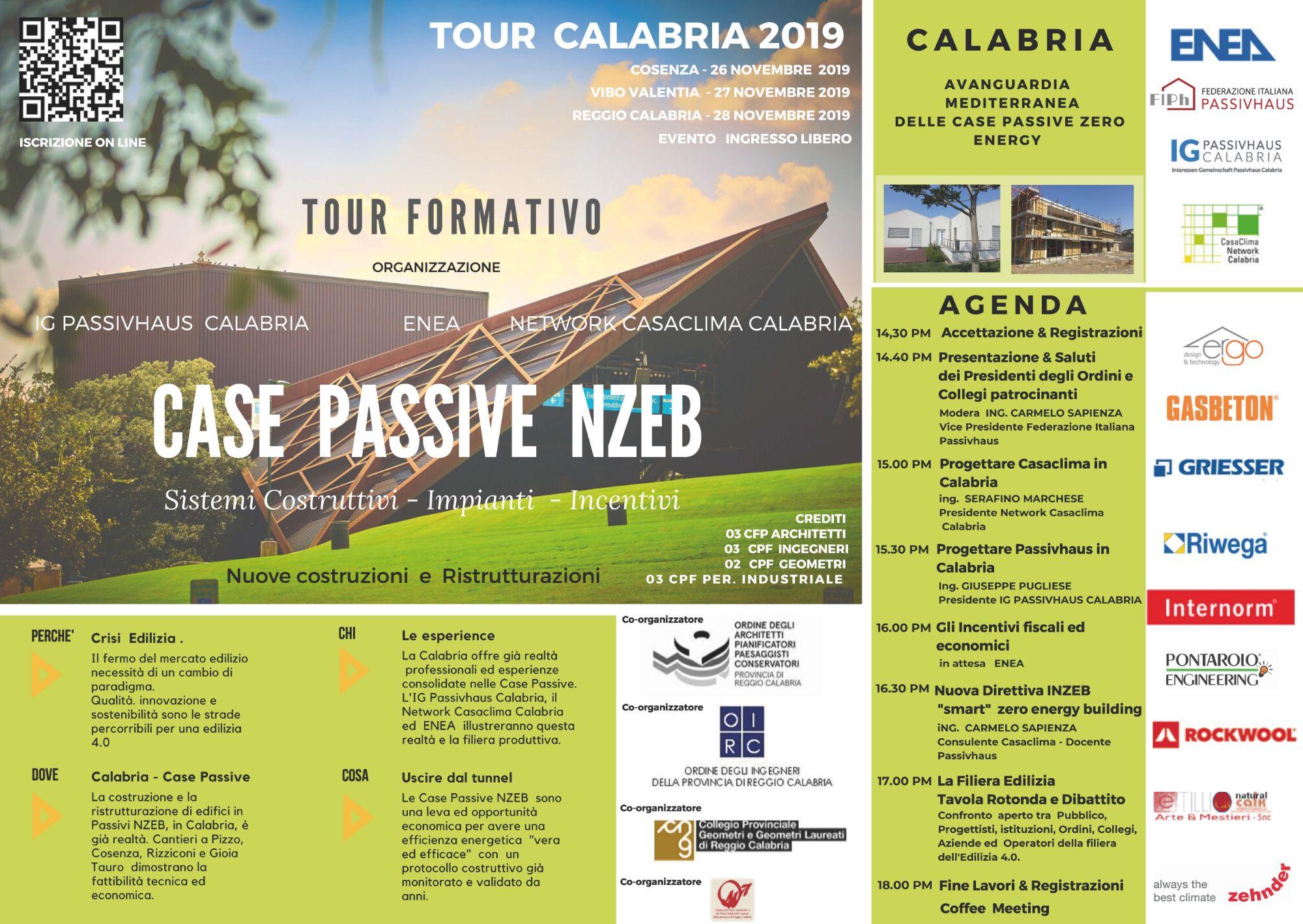 COSENZA CASE PASSIVE NZEB